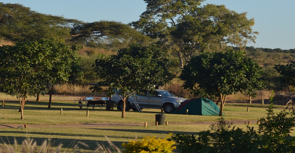 Mwandi View Lodge