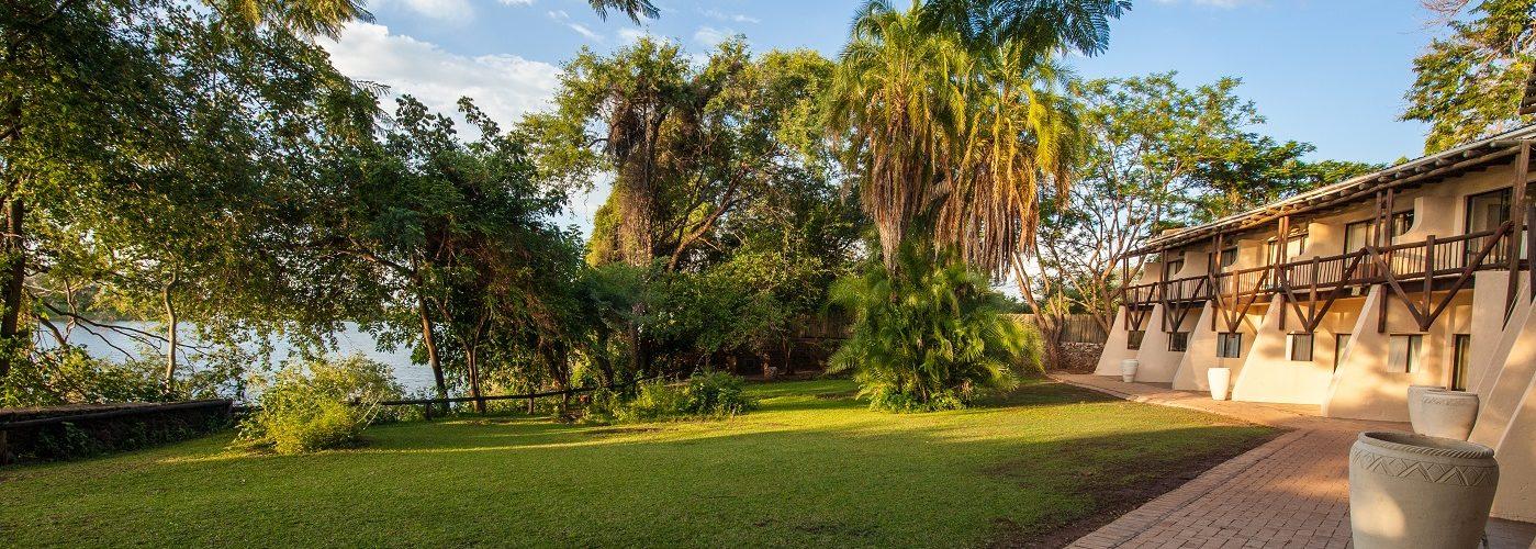 Chobe Safari Lodge in Kasane