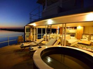 Chobe Princess Houseboats