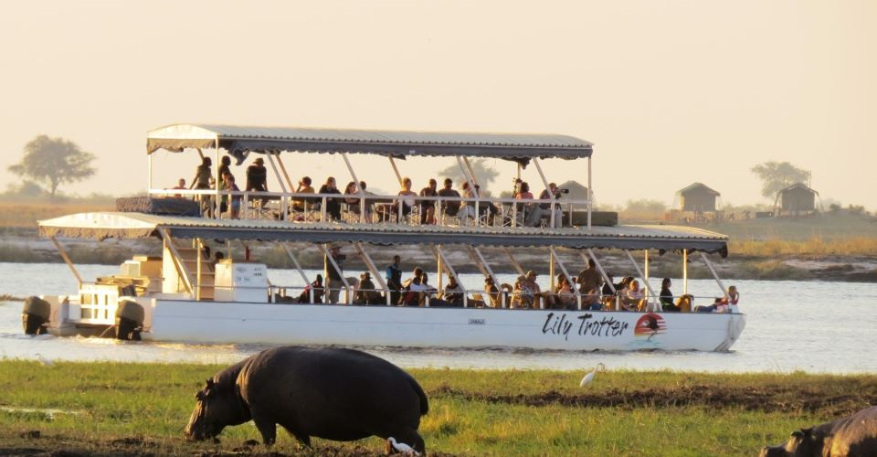 Chobe river cruises
