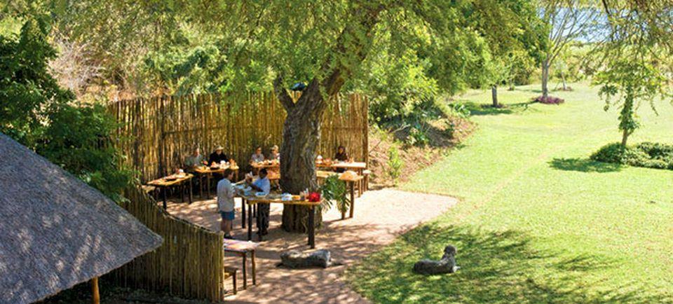 Chobe garden lodge