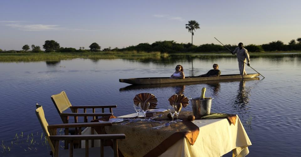 Romantic Botswana safari