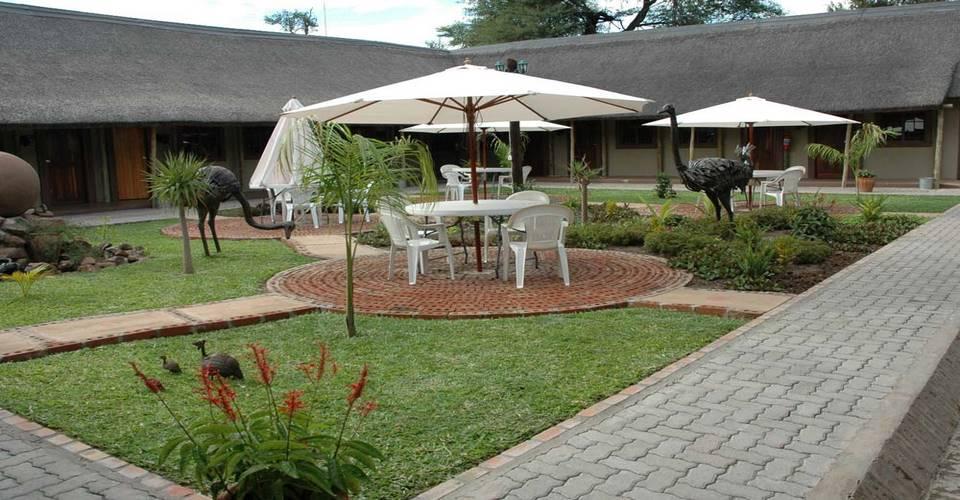 Thebe Lodge