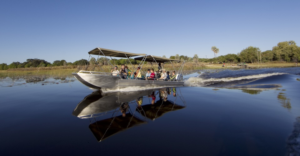 Chobe garden lodge safari