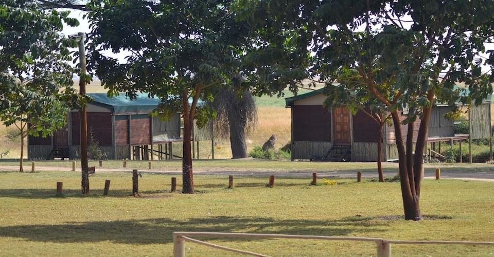 Mwandi View Lodge