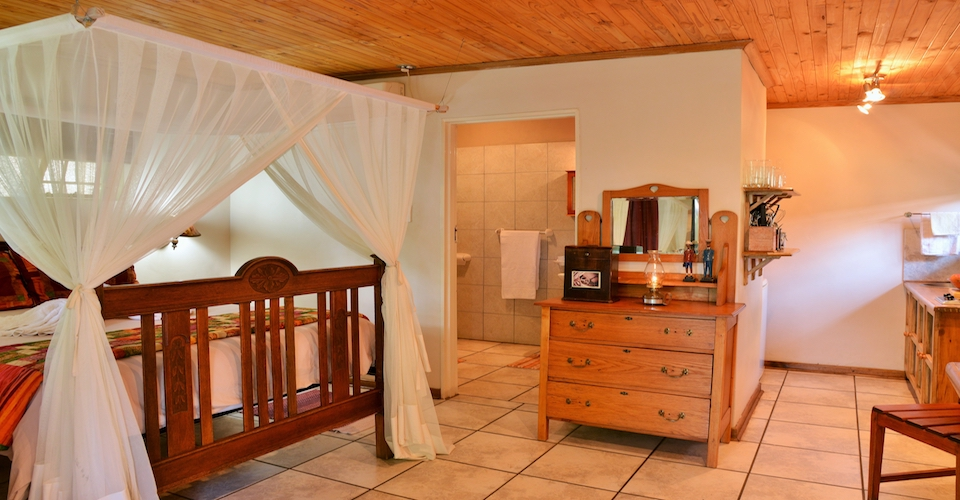 Kasane self catering