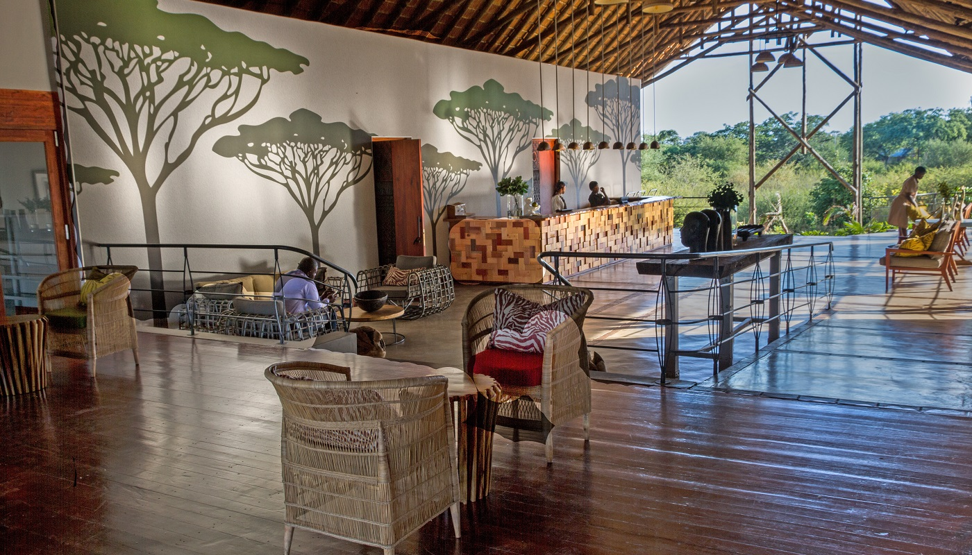 Chobe Bush Lodge - The Tranquil Shared Space