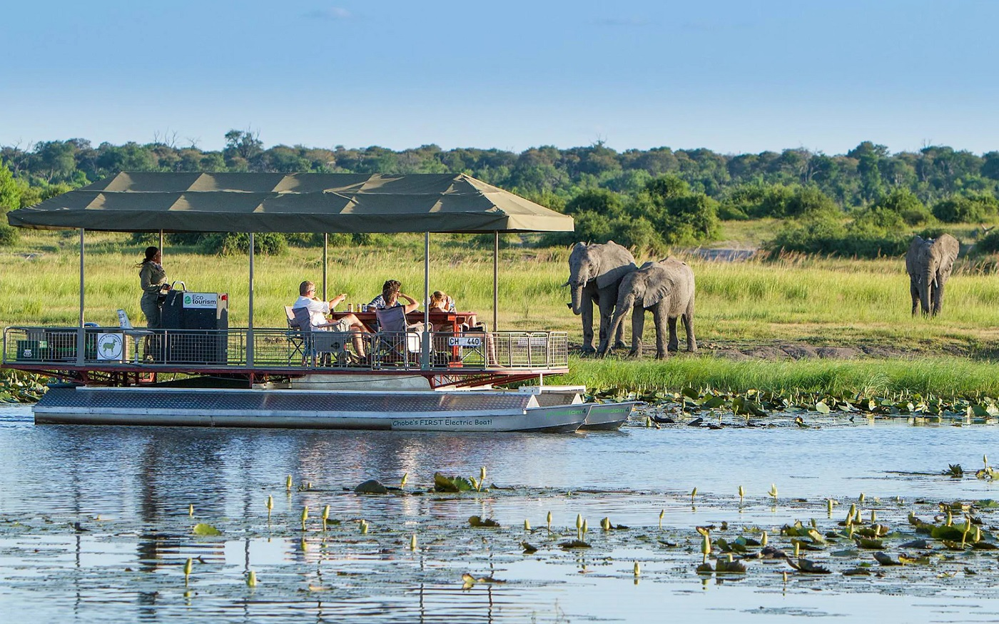 Chobe Game Lodge Tours