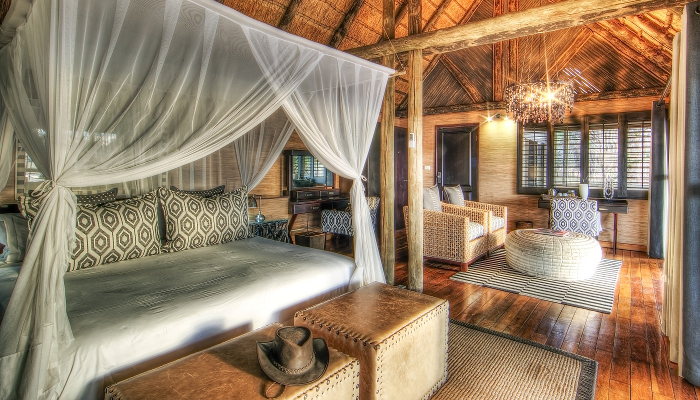 This Botswana safari lodge is dreamy