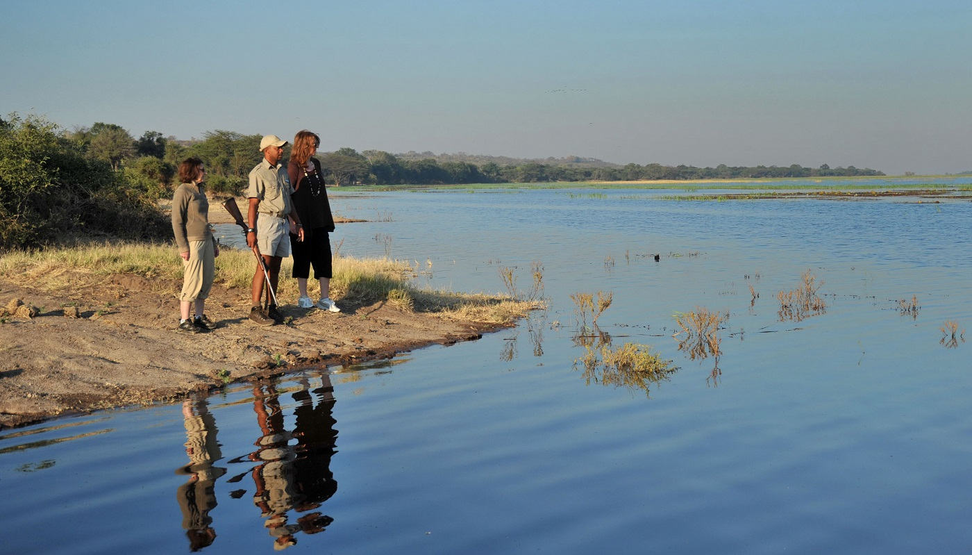 The Walking Tour in Chobe National Park